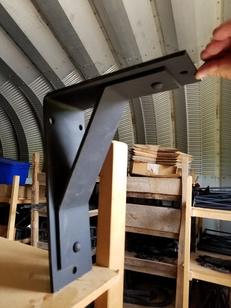 Heavy Duty Mantel Bracket